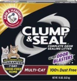 Arm & Hammer Arm & Hammer Clump & Seal Multi Cat 19 lb