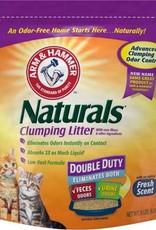 Arm & Hammer Arm & Hammer Naturals Clumping Litter, Double Duty Litter w/ Corn Fibers, 9lb