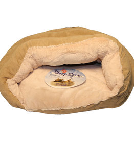 """Ethical Ethical Bed Cuddle Cave 22"""" Tan"""