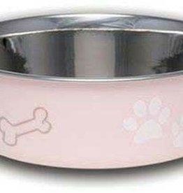 Loving Pets Loving Pets Bella Bowl Pink Large