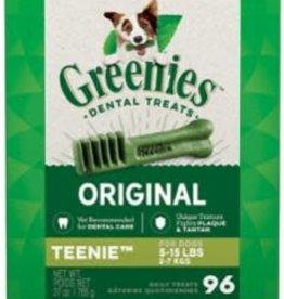 Greenies Greenies Tub Treat Pack 27 oz. Teenie 96 Count