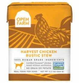 Open Farm Open Farm Dog Wet Rustic Stew Grain Free Chicken 12.5 oz
