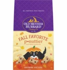 Old Mother Hubbard Old Mother Hubbard Fall Favorite Peanut Butter Dog Treats - 16oz