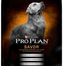 NESTLE PURINA PETCARE COMPANY PRO PLAN DOG L&R SHREDDED BLND, 35#