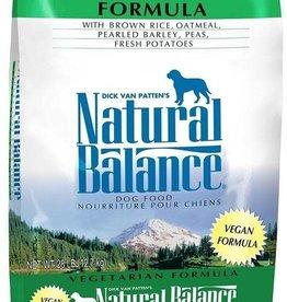 NATURAL BALANCE PET FOODS INC Natural Balance Vegetarian Formula Dry Dog Food 28Lb