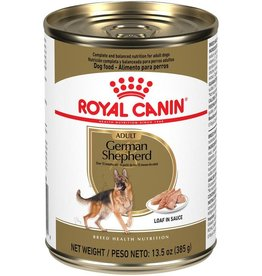 Royal Canine Royal Canin Breed Health Nutrition German Shepherd Adult Loaf Sauce 12 / 13.5 oz Case price