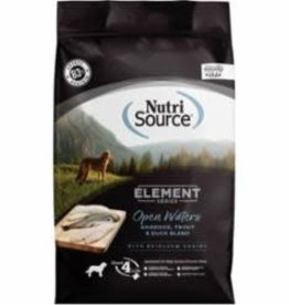 Nutri Source NUTRISOURCE DOG ELEMENT SERIES OPEN WATERS 4LB