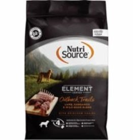 Nutri Source NUTRISOURCE DOG ELEMENT SERIES OUTBACK TRAILS 24LB