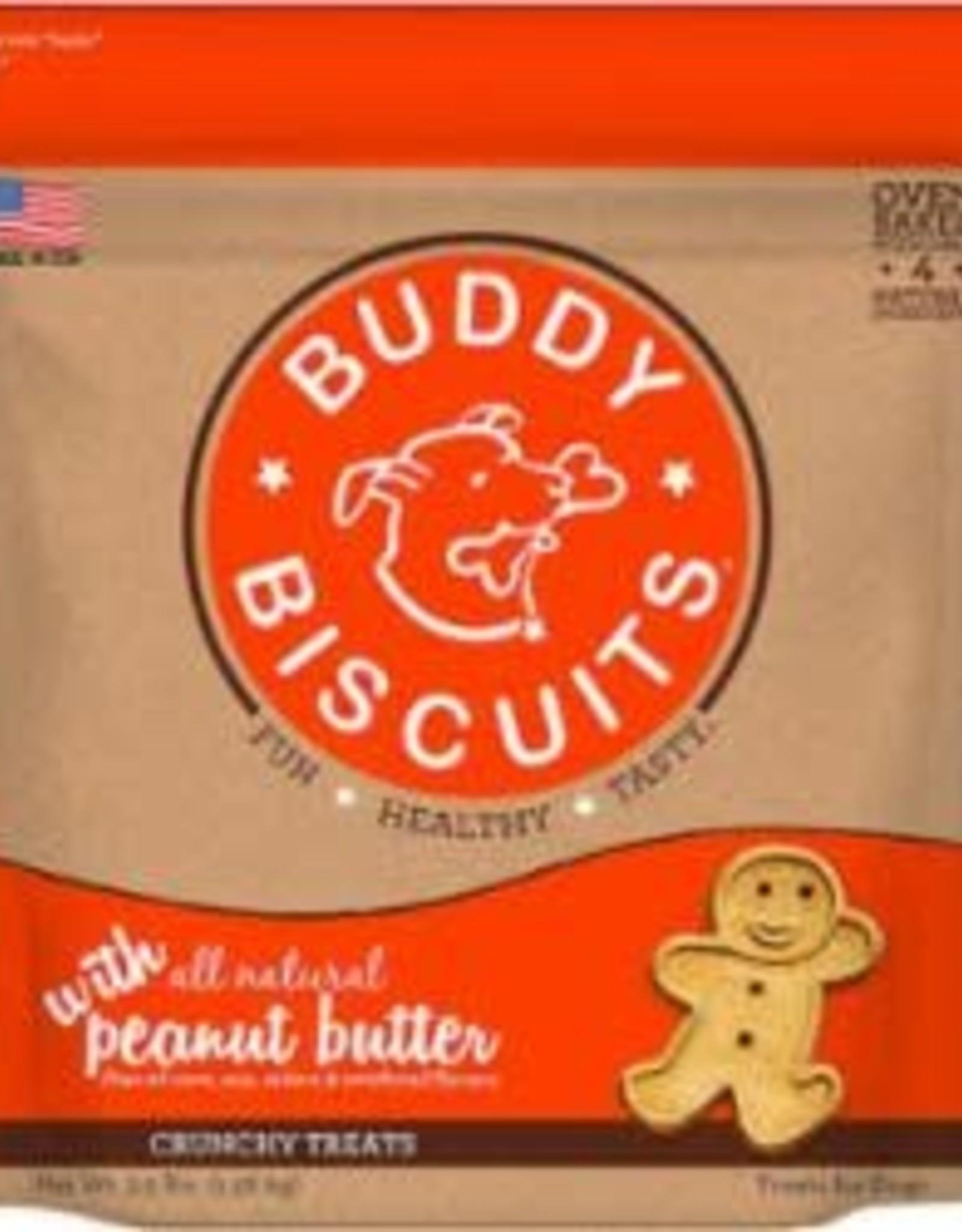 Cloud Star 3.5lb  Buddy Biscuits Dog Treats - Peanut Butter