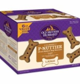 Old Mother Hubbard Classic Oven Baked P-Nuttier / Large 6LB