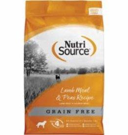 Nutri Source NutriSource Grain Free Lamb Meal & Pea Dog Food 15 lb