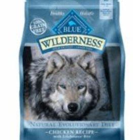 Blue Buffalo Blue Buffalo  Wilderness Chic Dog    11#