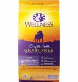 Wellness Wellness 4 Lb Dog Chicken  Complete Health Adult GF EA