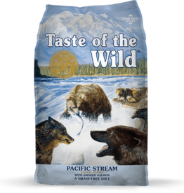 Taste Of The Wild Taste of the Wild Pacific Stream Canine with Smoked Salmon 6/5 Lb.
