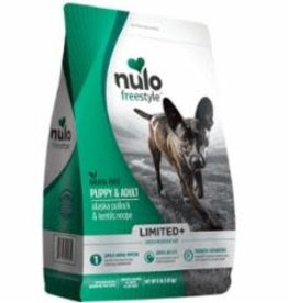 Nulo NULO FREESTYLE DOG LIMITED INGREDIENT GRAIN FREE POLLOCK 10LB