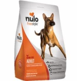 Nulo NULO FREESTYLE DOG GRAIN FREE TURKEY 24LB