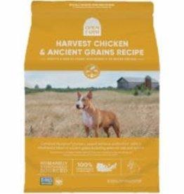 Open Farm OPEN FARM DOG ANCIENT GRAINS HARVEST CHICKEN 22LB