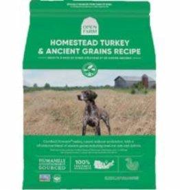 Open Farm OPENFARM DOG ANCIENT GRAINS TURKEY 4LB