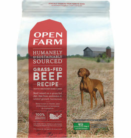 Open Farm OPEN FARM DOG GRAIN FREE GRASSFED BEEF 24LB