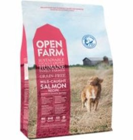 Open Farm OPEN FARM DOG GRAIN FREE WILD SALMON 4.5LB