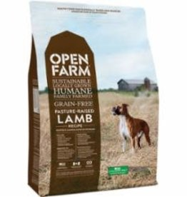 Open Farm OPEN FARM DOG GRAIN FREE PASTURED LAMB 24LB