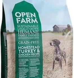Open Farm OPEN FARM DOG GRAIN FREE HOMESTEAD TURKEY & CHICKEN 24LB
