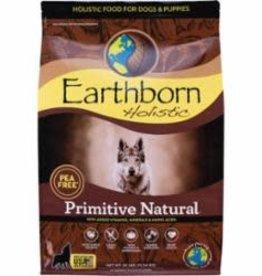 Earthborn EARTHBORN DOG GRAIN FREE PRIMITIVE NATURAL 25LB