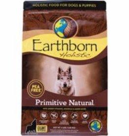 Earthborn EARTHBORN DOG GRAIN FREE PRIMITIVE NATURAL 4LB