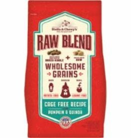 Stella & Chewy's STELLA & CHEWY'S DOG RAW BLEND WHOLESOME CAGE FREE CHICKEN 3.5LB