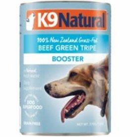 K9 Natural K9 NATURAL DOG BOOSTER GRAIN FREE BEEF GREEN TRIPE 13OZ