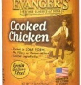 Evanger's Evanger's Classic Recipes Cooked Chicken Grain-Free Canned Dog Food, 12.8-oz