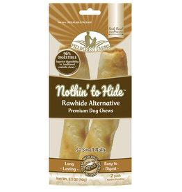 """Fieldcrest Farms Fieldcrest Farms Nothin' to Hide Small Roll (5"""") Peanut Butther 2 pack"""