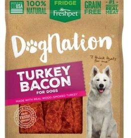 Freshpet Freshpet Dog Nation Turkey Bacon Treats 3 oz