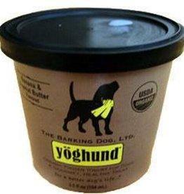 YOGHUND Yoghund YoPup 3.5 oz Cup Frozen  Banana & Peanut Butter 4pk EA