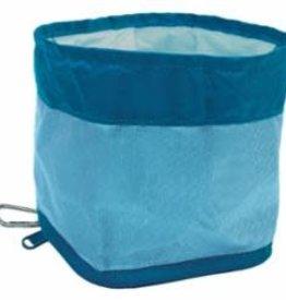 Kurgo KURGO DOG ZIPPY BOWL COASTAL BLUE