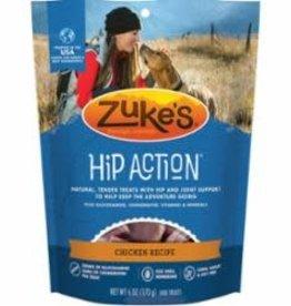 ZUKES PERFORM PET NUTRITION Zuke's Performance Hip Action Chicken Flavor 6 oz. Pouch