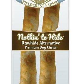 """Fieldcrest Farms Fieldcrest Farms Nothin' to Hide Beef Large Roll 10"""" 2 pack bag"""