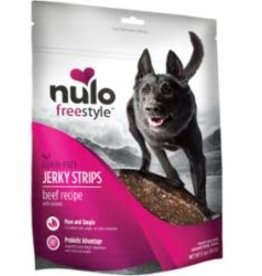 Nulo FREESTYLE DOG JERKY BEEF COCON, 5 OZTREAT