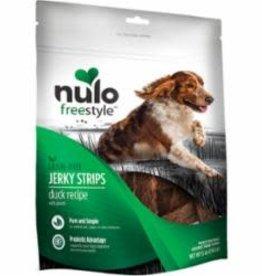 Nulo FREESTYLE DOG JERKY DUCK PLUM, 5 OZ  TREAT