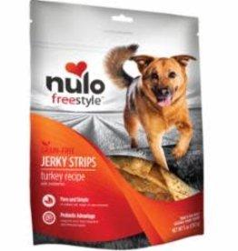 Nulo FREESTYLE DOG JERKY TURK CRANB, 5 OZTREAT