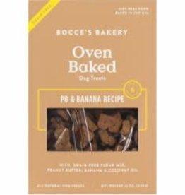 Bocce's Bakery Bocce's Bakery GF Peanut Butter & Banana 12 oz Box
