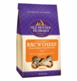 Old Mother Hubbard Old Mother Hubbard Extra Tasty Large Bac'n'Cheez 3 lbs