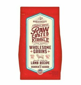 STELLA & CHEWY'S / FRZ DRIED STELLA & CHEWY'S DOG RAW COATED WHOLESOME LAMB 3.5LB