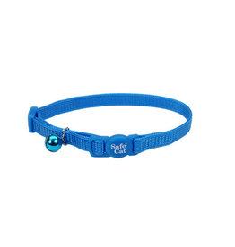 Coastal Coastal Cat Adjustable Breakaway Safety Collar Blue Lagoon