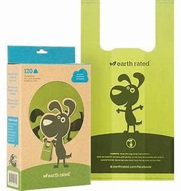 Earth Rated Earth Rated PoopBags w/handle  120 ct eco bags Unscented EA