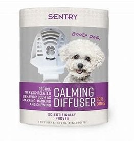 SERGEANT'S PET CARE PRODUCTS SENTRY CALM DIFFUSER DOG 1.5Z