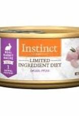 Nature's Variety Naures Variety Instinct Limited Ingredient Rabbit 5.5 oz