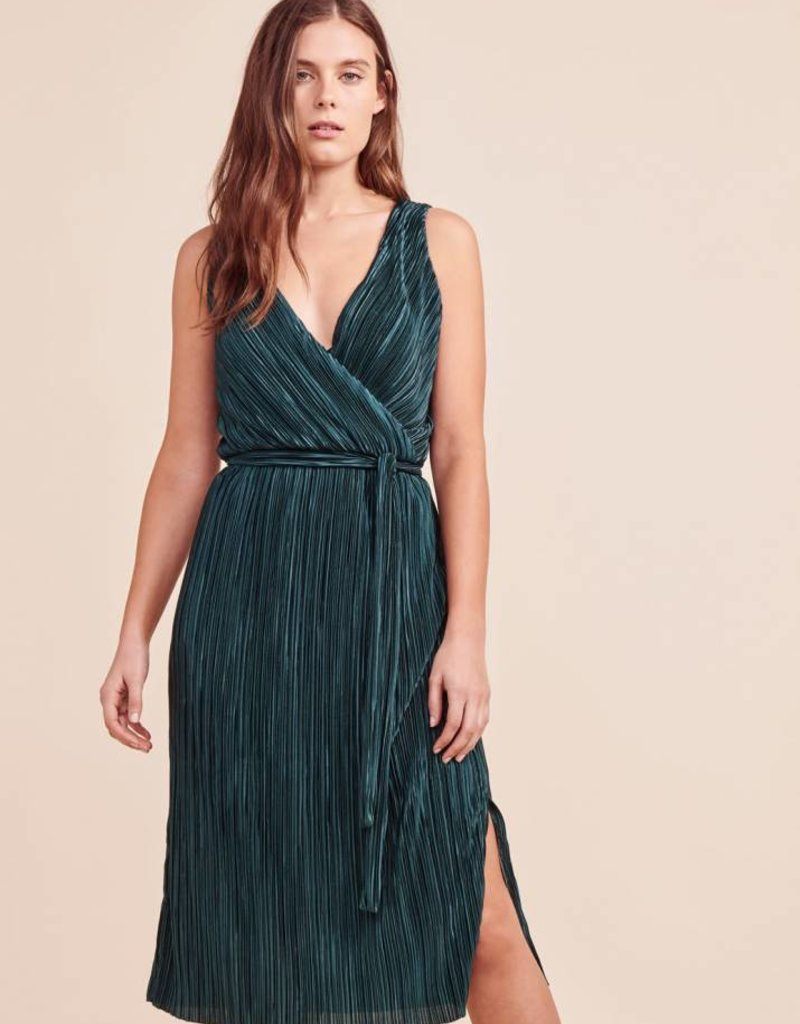 Bb Dakota Happy Pleat Green