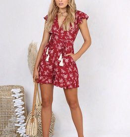 Lost in Lunar Tamara Romper