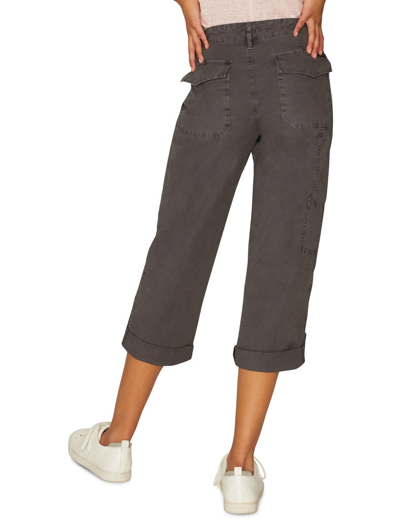 Sanctuary Explorer Washed Black Pant